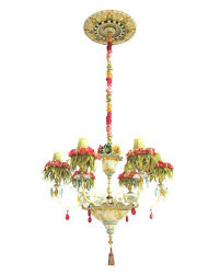 mackenzie childs chandelier