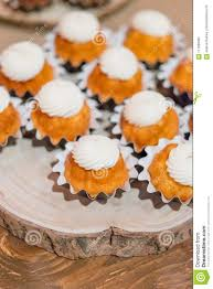 Bundt Cakes At Wedding Reception Stock Image Image Of Tradition