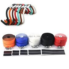 Handlebar Grips, Tape & Pads <b>1Pair Bicycle Handlebar Tape</b> PU ...