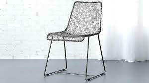 cb2 desk chair reed black wire chair for mesh inspirations cb2 office chair white