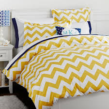 chevron duvet cover.  Chevron With Chevron Duvet Cover