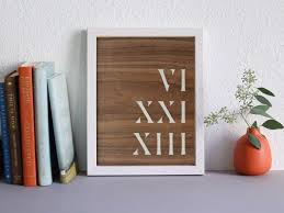 roman numerals personalized wall art wood  on personalized wall art wood with wood wall art personalized with a special date in roman numerals