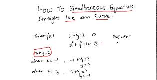 excellent cxc csec cape maths how to solve simultaneous equations algebra calculator large size