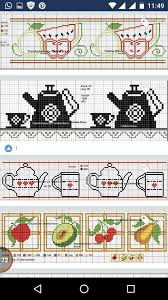 445 best cross stitch household and kitchen stuff images on