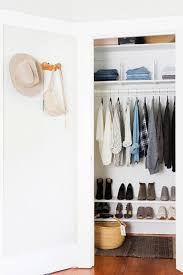 amazing how to make a closet bigger actually fit all your clothes in tiny charming photo 5 of 9 small look door seem opening