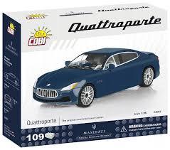 <b>Конструктор Cobi Maserati</b> 24563 Quattroporte — купить по ...