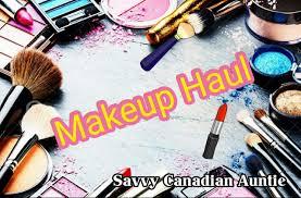 make up beauty haul walmart pers mart winners essence nyx more