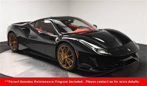 2019 ferrari 488 pista :: Used 2020 Ferrari 488 Pista For Sale Sold Ferrari Of Central New Jersey Stock F0248945t