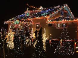 white christmas lights house. Simple House Awesome Outdoor Christmas Lights House Decorating Inside White