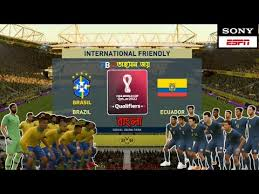 Who would have thought ecuador's attack would be the best through four games? Uc 2yjrin9bcfm