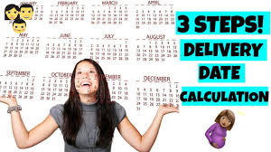 Pregnancy Calculation Calendar Pregnancy Due Date Calculation Delivery Date Calculator How To Calculate Expected Delivery Date