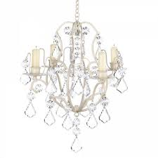 candle chandeliers non electric unique gifts decor ivory baroque candle chandelier