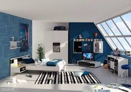 Blue and white bedroom ideas Dark Blue Blue And White Bedrooms Ideas Photo 10 Madlons Big Bear Blue And White Bedrooms Ideas Video And Photos Madlonsbigbearcom