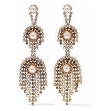 the chandelier earrings