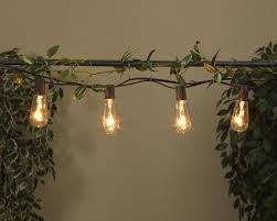 Clear Christmas Lights With Brown Cord Pin On Wedding
