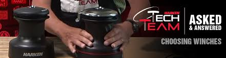 How To Choose Winches By The Harken Tech Team
