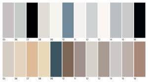Dulux One Coat Colour Chart Colours Past Dulux