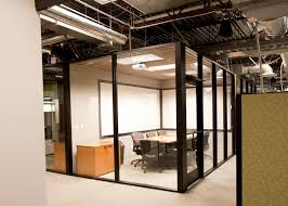 office conference room. Unique Office Conference Room With Window Walls And Table