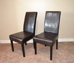 Furniture Mesmerizing Parsons Chairs For Dining Room Furniture - Tufted dining room chairs sale