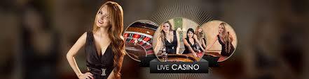 Casino: Live Dealer SBOBET Baccarat, Roulette, Dragon Tiger