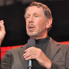 Legendary Silicon Valley figure Larry Ellison steps down as Oracle CEO -  The Verge