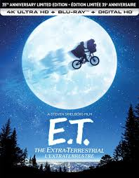 home s 4k e t the extra terrestrial 35th anniversary gift set