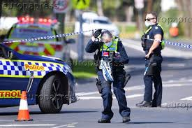 We should theoretically be in the best position. A Victorian Police Officer Carries A Pair Of Shoes In Lilydale Melbourne Tuesday September 15 2020