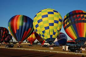 Elkhart Co 4h Balloon Chase Goshen In United States