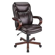 thomasville office chair big and tall. thomasville bonded leather high-back chair, brown office chair big and tall