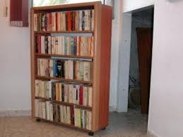 apartments rolling bookcases large bookcase with ladder cart bookcases large bookcase with ladder cart plans