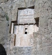 "Tomb of Emperor Xerxes I in the ""Naqsh-e-Rostam"" necropolis near  Persepolis. - Picture of Nagsh-e Rostam, Persepolis - Tripadvisor"