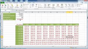 Create A Two Variable Data Table