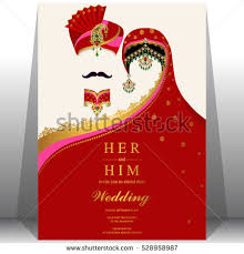 wedding invitation stock images, royalty free images & vectors Indian Wedding Card Free Vector indian wedding card, gold and crystals color indian wedding card design vector free download