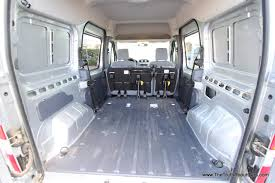 2016 ford transit connect interior cargo area photography courtesy of alex l s