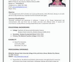 Resume Templates Create Samples For Job Formats Jobs In India Sample