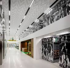marcus mariota sports performance center at the university of oregon lightplane 2 by alw