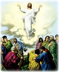 Вознесение Иисуса Христа / Детская Библия Онлайн | Библия Онлайн