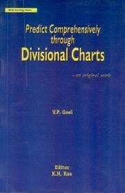 Predict Comprehensively Through Divisional Charts By Vp Goel
