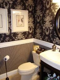 traditional half bathroom ideas. Renovated Half Bath Traditional-bathroom Traditional Bathroom Ideas A