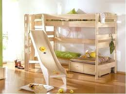 bunk bed with slide and tent. Slide Beds For Bedroom Bunk Plans With Sliding Wall Dividers Small Bedside Side Tables . Pretty Loft Bed And Tent