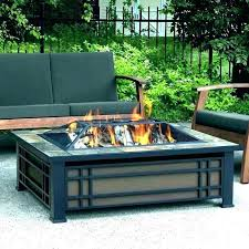 patio tables with fire pit fire pit patio table fire sense round propane fire pit patio