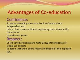 co education by waseem abbas 17 advantages of co education