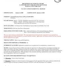 Lvn Cover Letter Cover Letter Sample Licensed Practical Nurse Sample