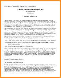 Sample Introduction For Business Plan Genxeg Plans Bussines