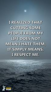 My Life Quotes Extraordinary Sad Life Quotes I Respect Me Cutting Some People From My Life