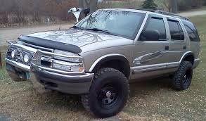 Blazer chevy blazer 2001 : Easy inexpensive lift? - Blazer Forum - Chevy Blazer Forums