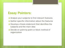 compare contrast expository essay ppt video online  3 essay