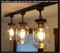 incredible glass jar lamp mason t r a c k l i g h n new quart single the good shade base diy kit table