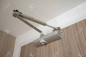 Concealed Hydraulic Buffering 90 Degree Positioning Door Closer ...