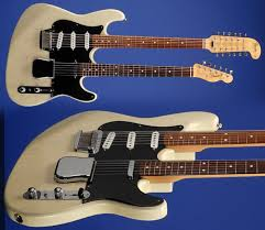 guitar blog 2011 vintage rare guitar of the week fender custom shop doubleneck telecaster electric xii
